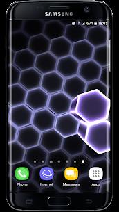 Hex Particles II 3D Live Wallpaper APK 4