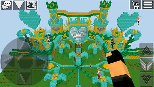 WorldCraft: 3D Build & Block Craft 3.7.1 Screenshots 23