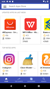 A1 Apps Store Market For Pc (Free Download On Windows7/8/8.1/10 And Mac) 1