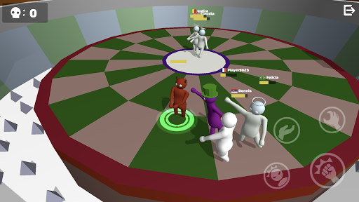 Noodleman.io 2 - Fun Fight Party Games 2.8 screenshots 4