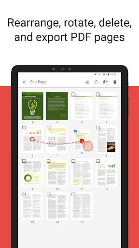 PDF Reader - Sign, Scan, Edit & Share PDF Document screenshots 13