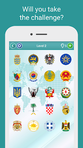Geography Quiz – flags, maps & coats of arms 6