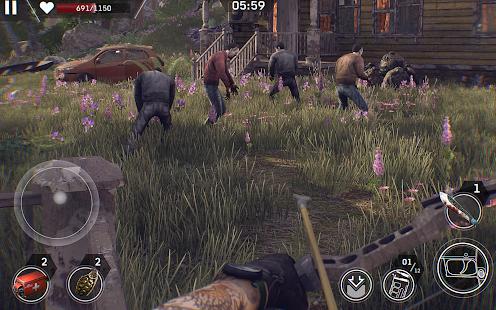Left to Survive: Dead Zombie Shooter. Apocalypse 4.7.2 Screenshots 21