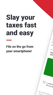 TaxSlayer Free Tax App Screenshot