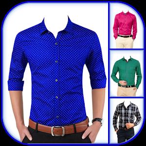 Man Formal Shirt Photo Suit Editor