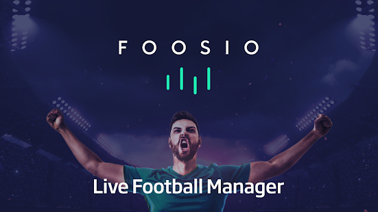 FOOSIO - Live Football Manager Screenshot