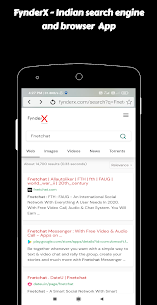 FynderX Browser Pro – Fast, Secure & Private 4