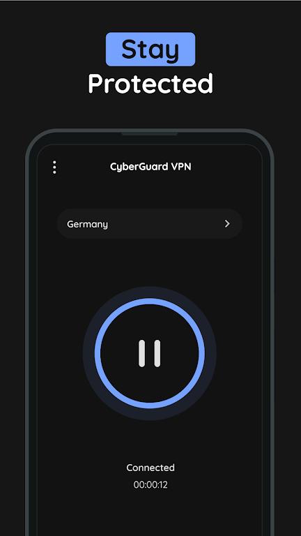 CyberGuard VPN   Fast & Secure Free VPN - Proxy  poster 3