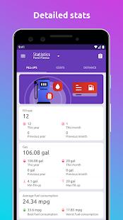 Fuelio: gas log, costs, car management, GPS routes 7.11.5 Screenshots 6