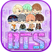 BTS Love Keyboard