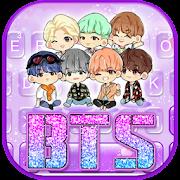 BTS Love Keyboard