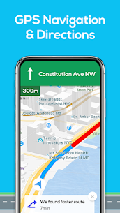 GPS Navigation – Map Locator & Route Planner 1