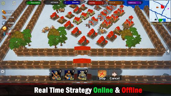 War of Kings : Strategy war game 84 screenshots 4