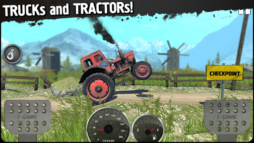 Off-Road Travel: 4x4 hill climb 1.972 screenshots 1