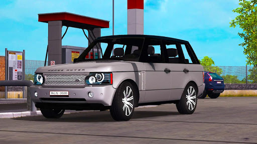 Luxury Prado Jeep Spooky Stunt Parking Range Rover 0.18 screenshots 3