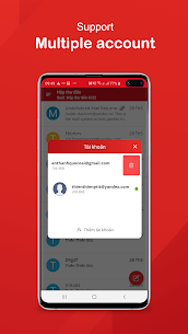 eMail app: fast & secure for any Mail 4