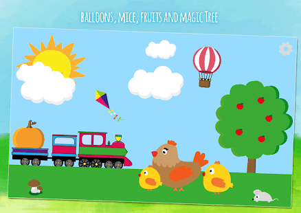 Moo & animals - kids game for toddlers from 1 year 1.9.4 Screenshots 18