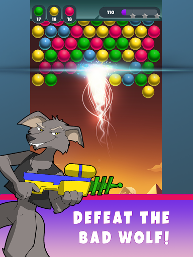 Bad Wolf! Bubble Shooter 0.0.12 screenshots 17