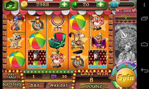 Slots - Circus's Way - Free 777 Vegas Slot Casino 1.6.0 screenshots 4
