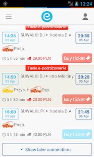 e-podroznik.pl 1.3.13 Screenshots 3