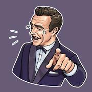 Celebrities Stickers - WAStickerApps