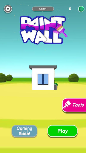 Paint wall   Exciting House Painting Puzzle Game 8.53 screenshots 2