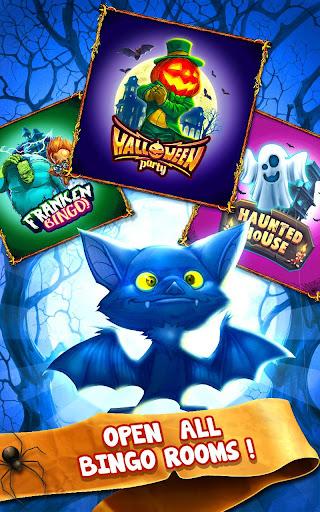 Halloween Bingo - Free Bingo Games 7.19.0 screenshots 2