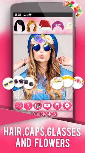 Makeup Photo Grid Beauty Salon-fashion Style 1.7 Screenshots 3