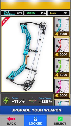 Jeux Tir à l'arc 3D: Arc et flèche Jeux de tir  APK MOD (Astuce) screenshots 2