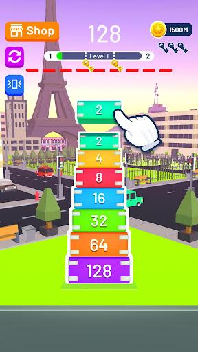 Brick Merge 3D apkdebit screenshots 5