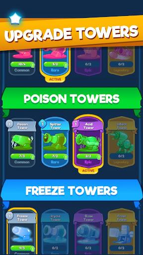 Power Painter - Merge Tower Defense Game 1.16.6 screenshots 2
