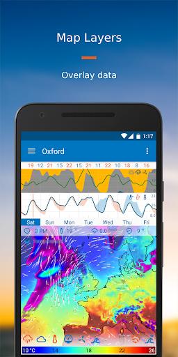 Flowx: Weather Map Forecast 3.310 Screenshots 4