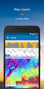 Flowx Mod Apk: Weather Map Forecast (Pro Gold/Paid Unlocked) 4
