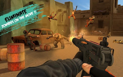Zombies Shooter Lone Survivor Apocalypse Online Hack Android & iOS 4