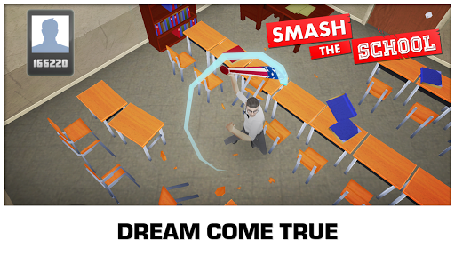 Smash the School - Stress Fix!  screenshots 1
