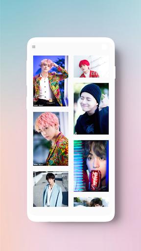 u2b50 BTS - V Kim Taehyung Wallpaper HD Photos 2020 1.7 Screenshots 4