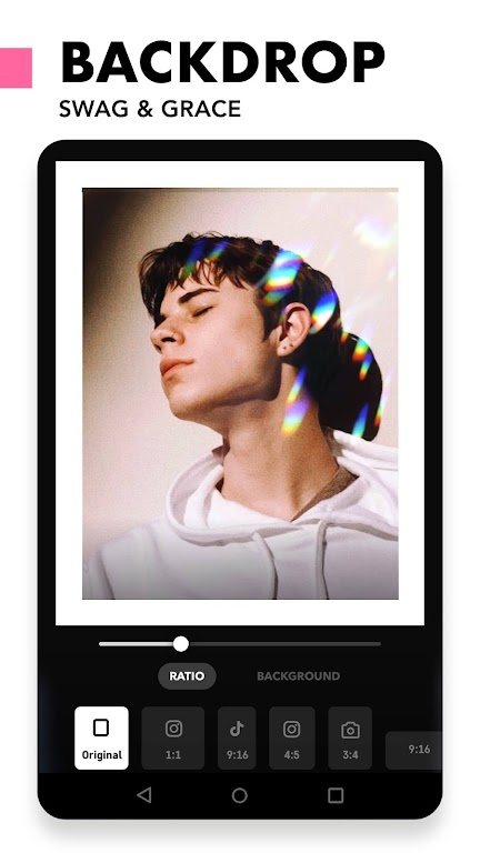 Filto: Video Filters,Photo Editor,Sparkle Effect poster 3