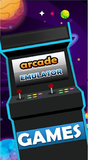 Emulator MAME - Classic Games 1 screenshots 2