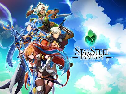 Starsteel Fantasy MOD APK- Puzzle Combat (MOD Menu/God Mode) 9