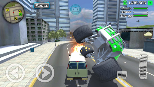 Grand Action Simulator - New York Car Gang 1.3.9 screenshots 1