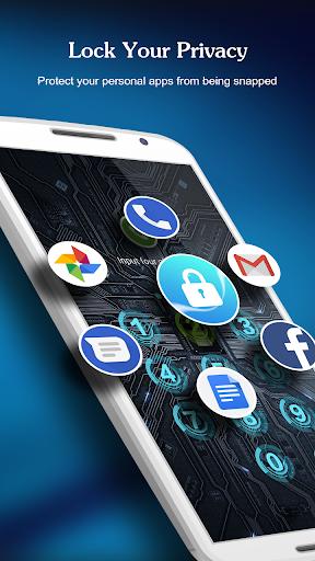 AppLock - Fingerprint & Password, Gallery Locker apktram screenshots 1