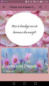 Flores con Frases Cristianas 2.10 Latest MOD APK 3