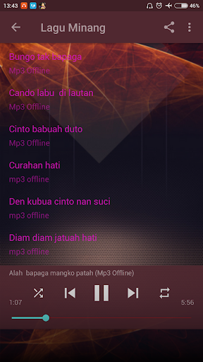 Lagu Minang - Vanny Vabiola Cover  screenshots 4