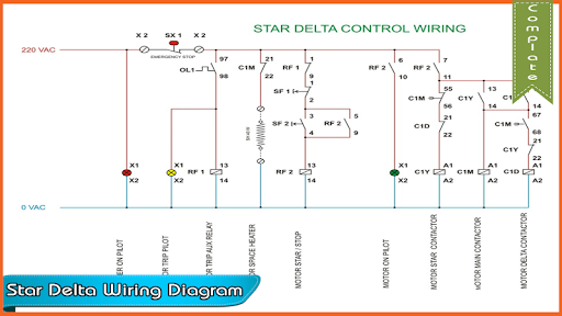 download star delta wiring diagram on pc  mac with appkiwi