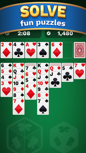 Solitaire Cube: Card Game Training 1.03 screenshots 2