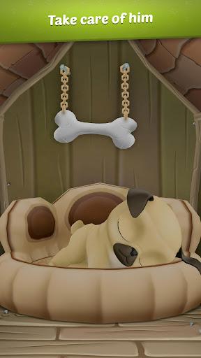 My Virtual Pet Dog ud83dudc3e Louie the Pug 1.9.3 screenshots 3