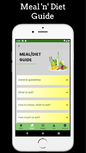 Lose Weight Slowly – Succeed at Weight Loss For Android 4