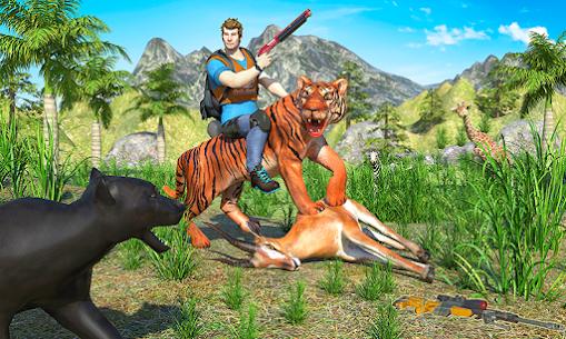 Lost Island Jungle Adventure Hunting Game 1