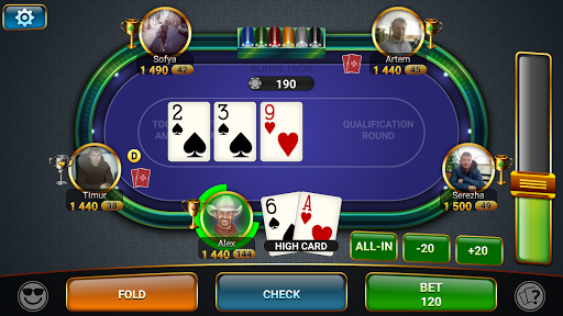 Poker Championship online 1.5.5.526 Screenshots 5