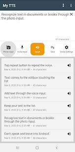 My TTS: Text-to-Speech MOD APK (Premium Unlocked) Download 2